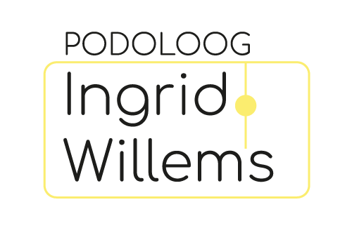 Logo Podologie Ingrid Willems.